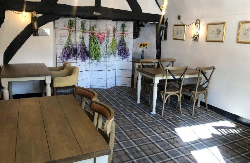 The BlueBell - Seating