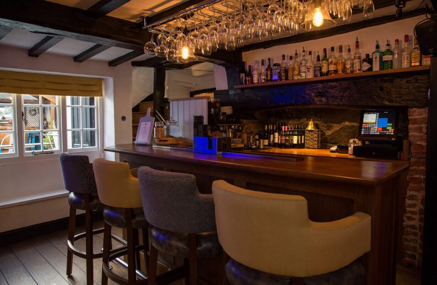 The BlueBell - Bar