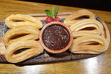 The BlueBell - Churros